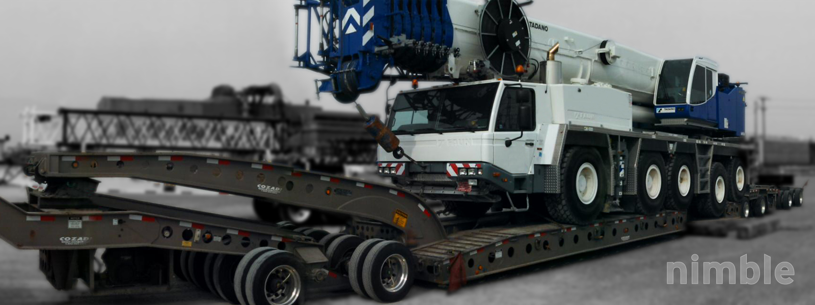 tadano wm - Nimble Moves Specialized Transport